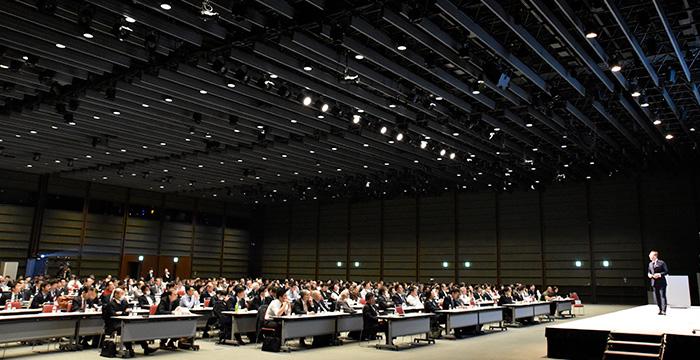 経営者のためのM&Aセミナー2017春 東京会場