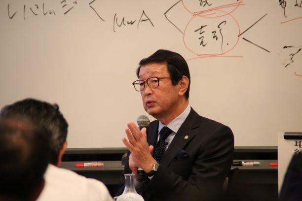 ミニメイド・サービスの山田様講演画像2