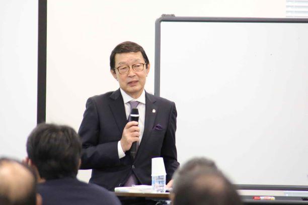 ミニメイド・サービスの山田様講演画像4