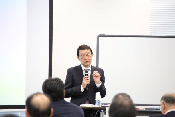 ミニメイド・サービスの山田様講演画像1