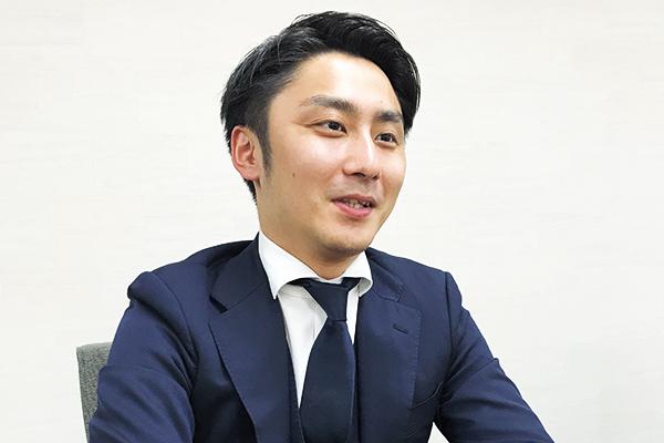 日本M&Aセンター 金融法人部 益田 直樹