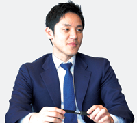 講師:日本M&Aセンター IT・ベンチャー企業サポート室 マネージャー 竹葉 聖