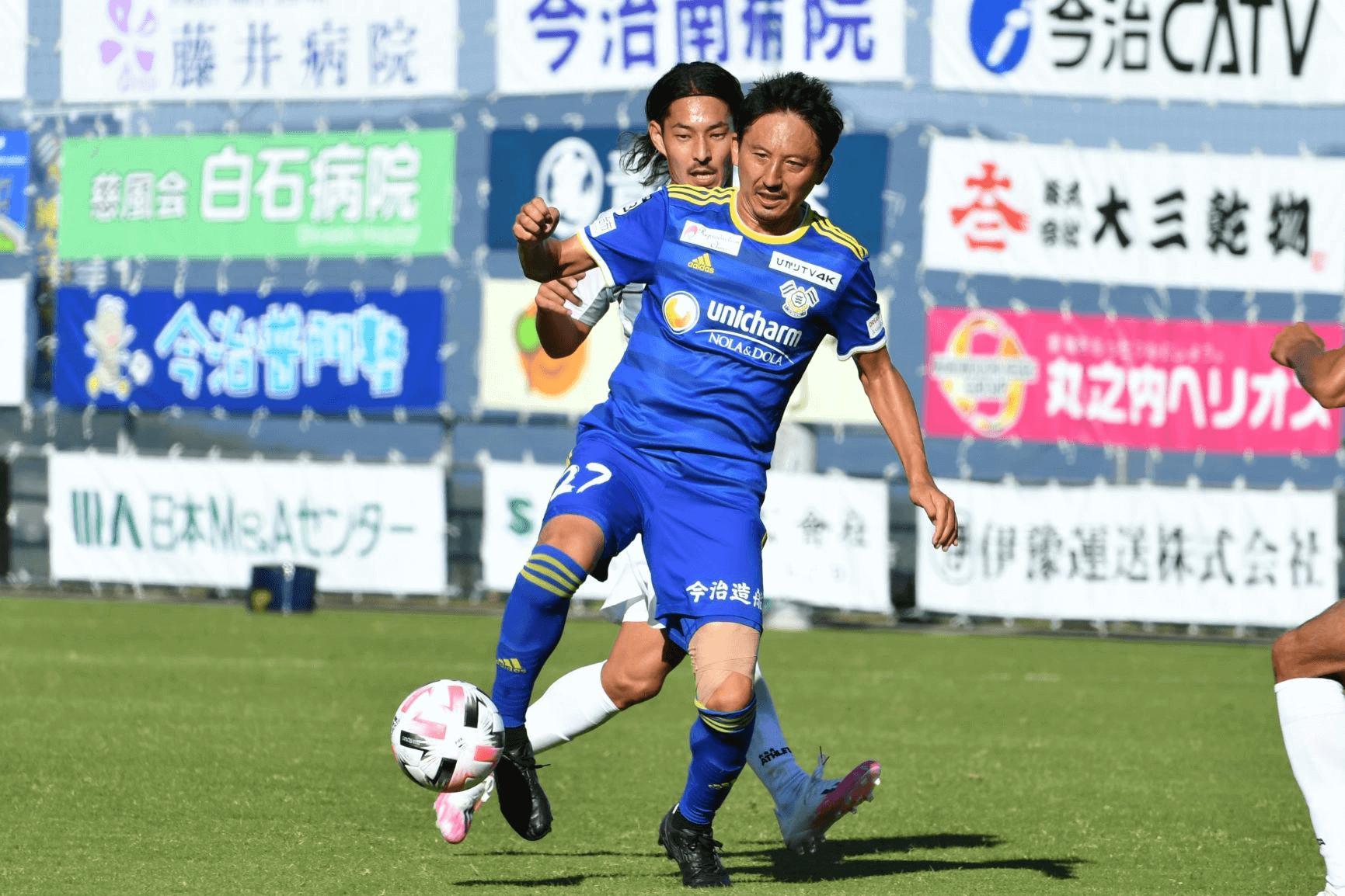 FC今治選手写真1