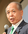 講師:元国務大臣 参議院沖縄・北方問題特別委員長 参議院議員 鈴木 宗男 様