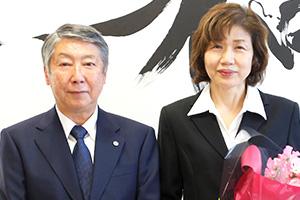 講師:有限会社マーク 元代表取締役 髙山 博之 様(写真左)